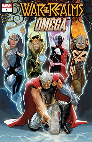 War Of The Realms Omega (2019) No.1