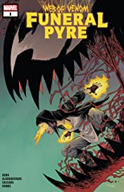 Web Of Venom: Funeral Pyre (2019) #1