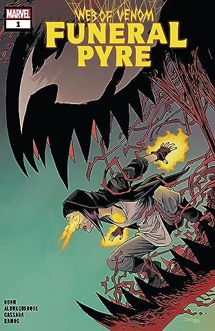 Web Of Venom: Funeral Pyre (2019) No.1