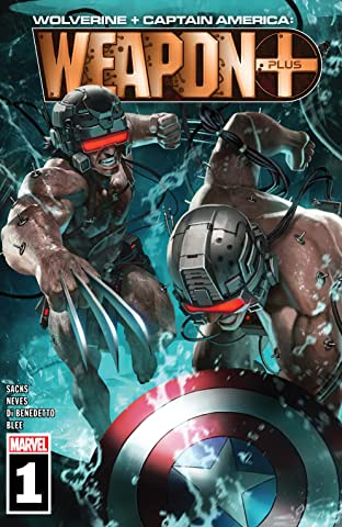 Wolverine & Captain America: Weapon Plus (2019) No.1