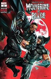 Wolverine Vs. Blade Special (2019) #1