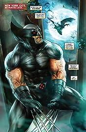 Wolverine Vs. Blade Special (2019) No.1