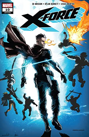 X-Force (2018-2019) No.10