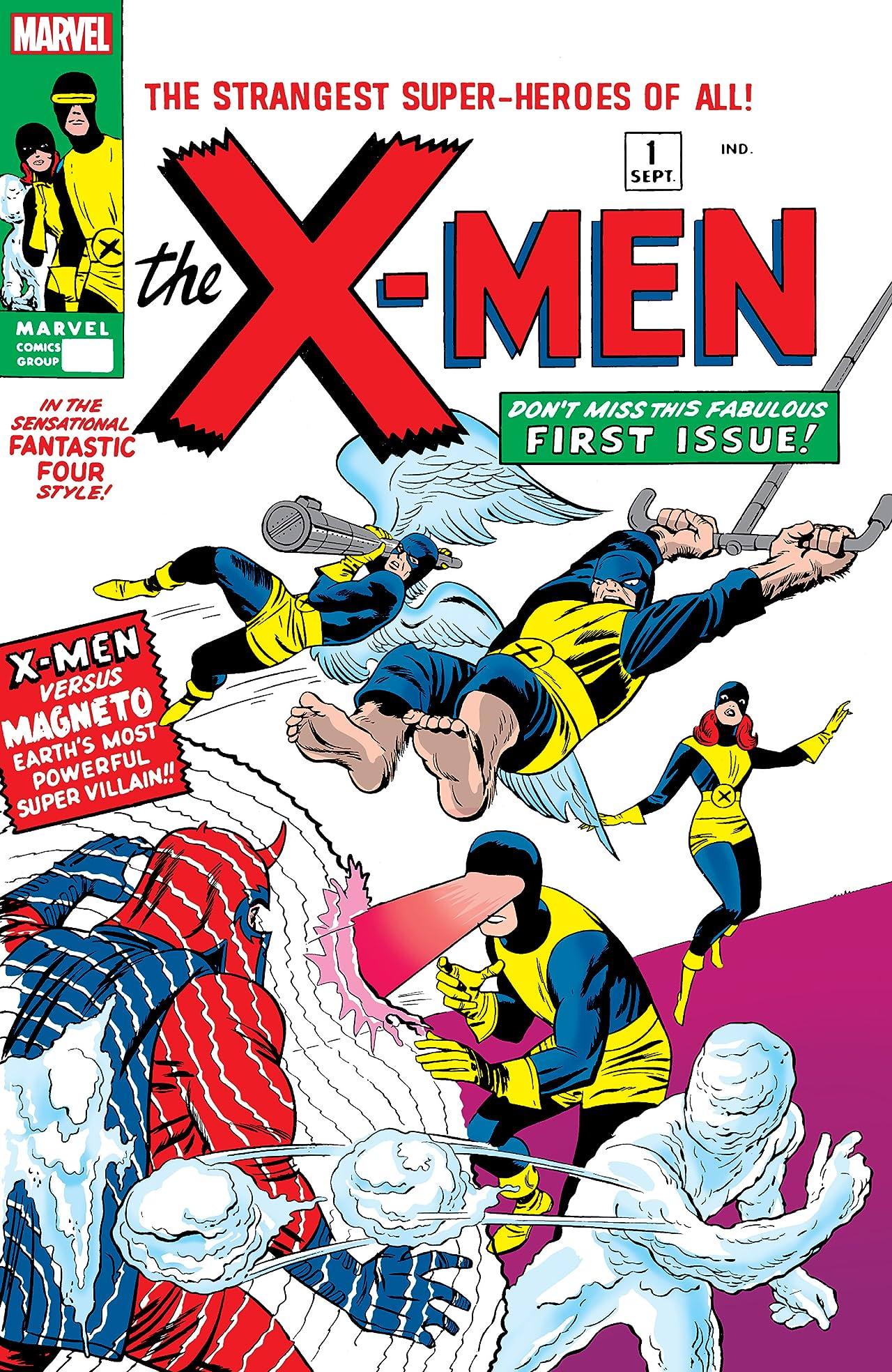X-Men (1963-2011) #1: Facsimile Edition