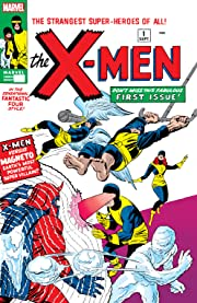 X-Men (1963-2011) #1: Facsimile Edition