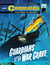 Commando No.5223: Guardians Of The War Grave