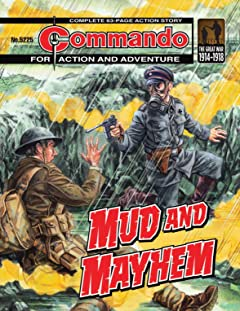 Commando #5225: Mus And Mayhem