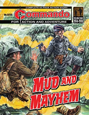 Commando No.5225: Mus And Mayhem
