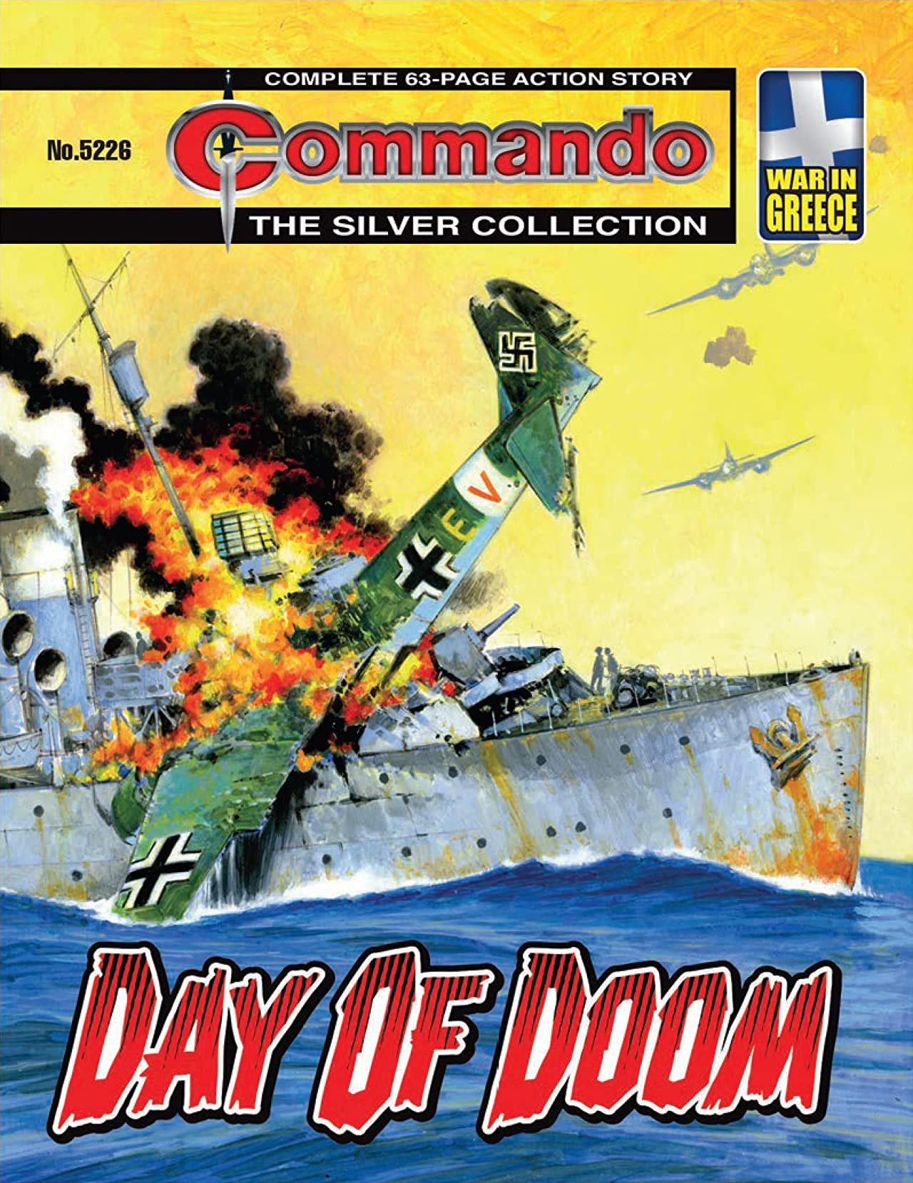 Commando #5226: Day Of Doom