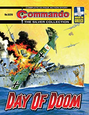 Commando No.5226: Day Of Doom