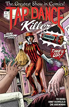Tap Dance Killer #4