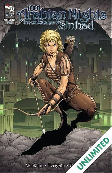 1001 Arabian Nights: The Adventures of Sinbad #9