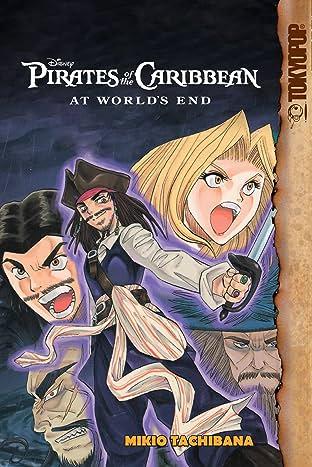 Disney Manga: Pirates of the Caribbean - At World's End