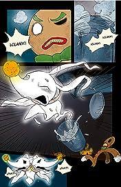 Disney Manga: Tim Burton's The Nightmare Before Christmas: Zero's Journey #6