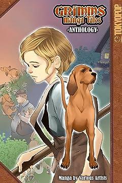 Grimms Manga Tales Anthology