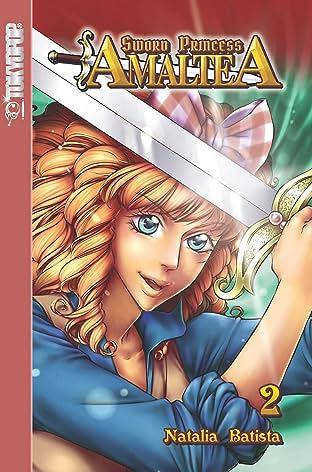 Sword Princess Amaltea manga (English) Vol. 2