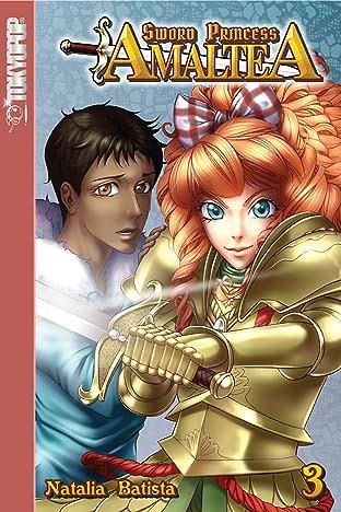 Sword Princess Amaltea manga (English) Vol. 3