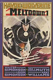 Havok and Wolverine: Meltdown (1988) #1 (of 4)