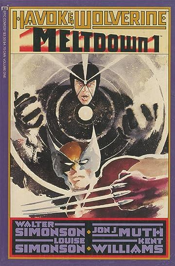 Havok and Wolverine: Meltdown (1988) #1 (of 4)