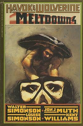 Havok and Wolverine: Meltdown (1988) #4 (of 4)