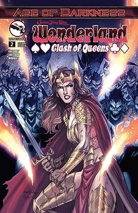 Wonderland: Clash of Queens #2 (of 5)