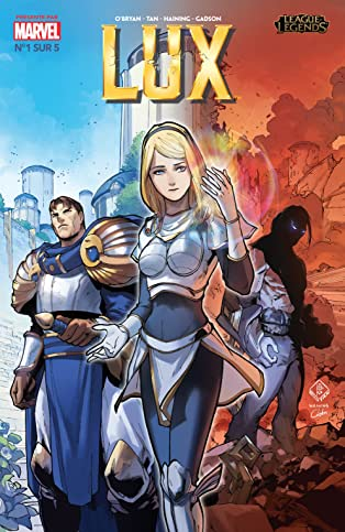 League Of Legends: Lux (French) #1 (of 5)