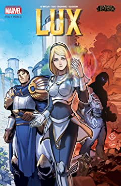 League Of Legends: Lux (German) #1 (of 5)