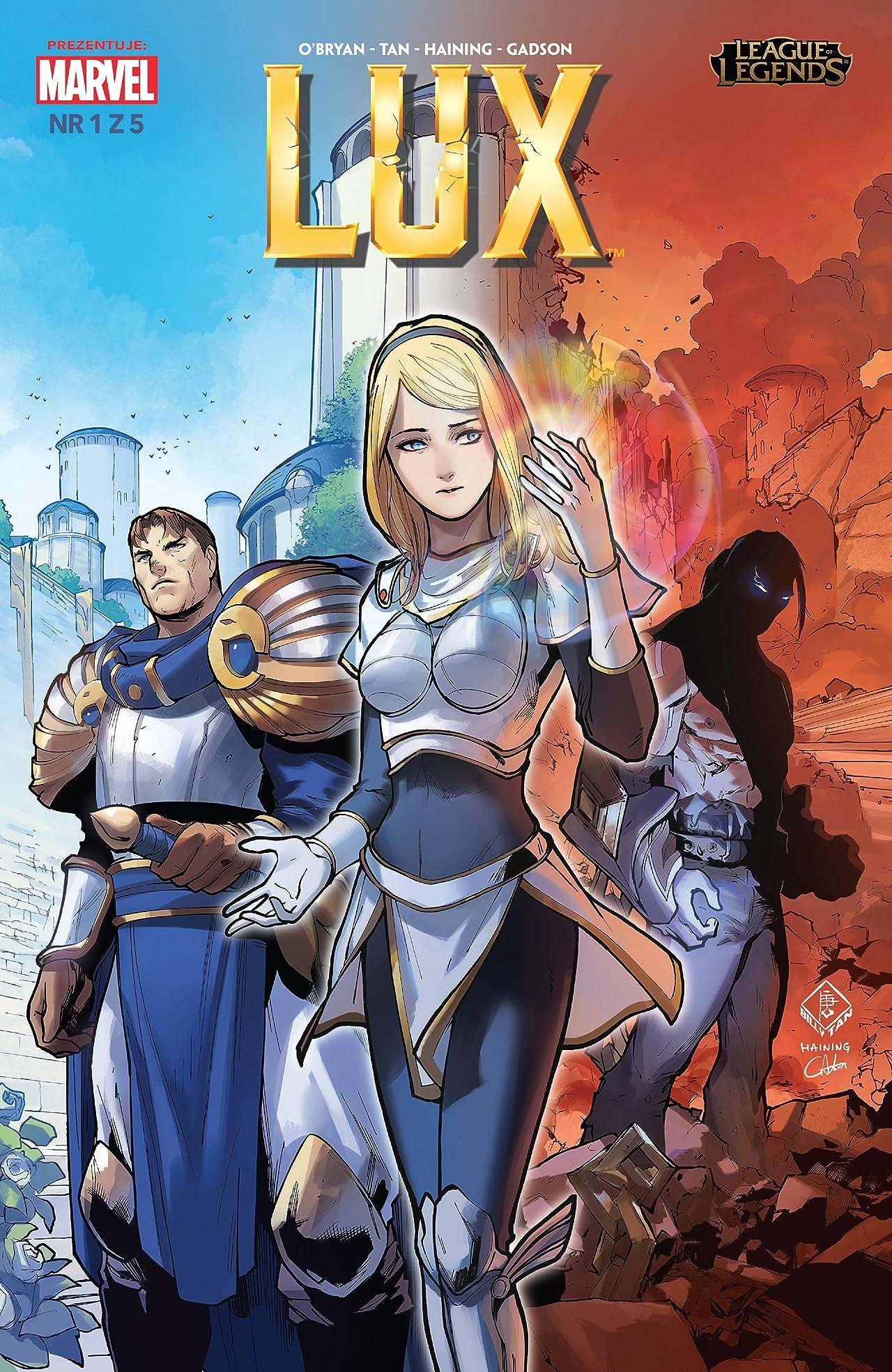 League Of Legends: Lux (Polish) #1 (of 5)