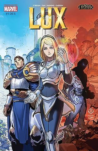 League Of Legends: Lux (Spain) No.1 (sur 5)