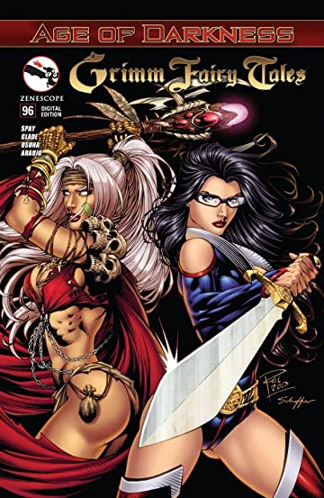 Grimm Fairy Tales #96