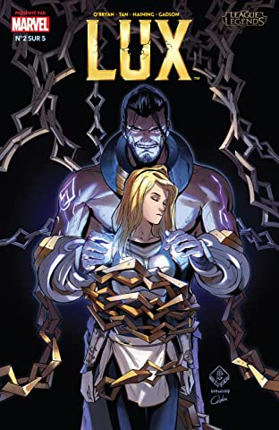 League Of Legends: Lux (French) #2 (of 5)