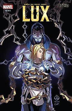 League Of Legends: Lux (Italian) #2 (of 5)