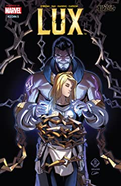 League Of Legends: Lux (Romanian) #2 (of 5)