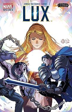 League Of Legends: Lux (Brazilian Portuguese) #3 (of 5)