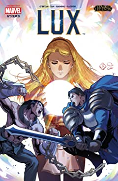 League Of Legends: Lux (French) #3 (of 5)
