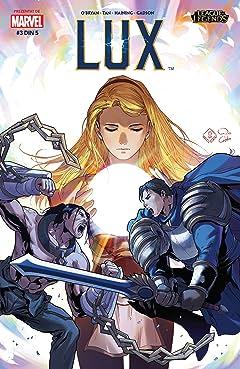 League Of Legends: Λουξ (Greek) #3 (of 5)