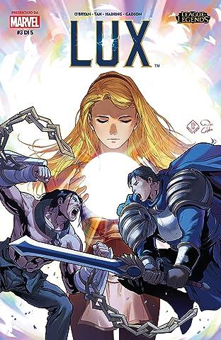 League Of Legends: Lux (Italian) No.3 (sur 5)