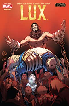 League Of Legends: Λουξ (Greek) #4 (of 5)