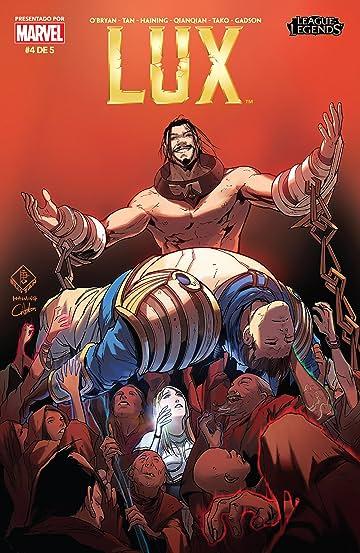League Of Legends: Lux (Spain) #4 (of 5)
