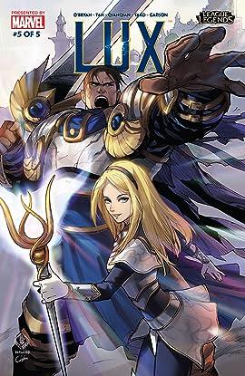League Of Legends: Lux #5 (of 5)