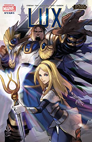 League Of Legends: Lux (French) #5 (of 5)