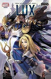 League Of Legends: Lux (Italian) #5 (of 5)