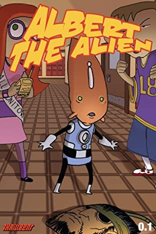Albert the Alien #0.1