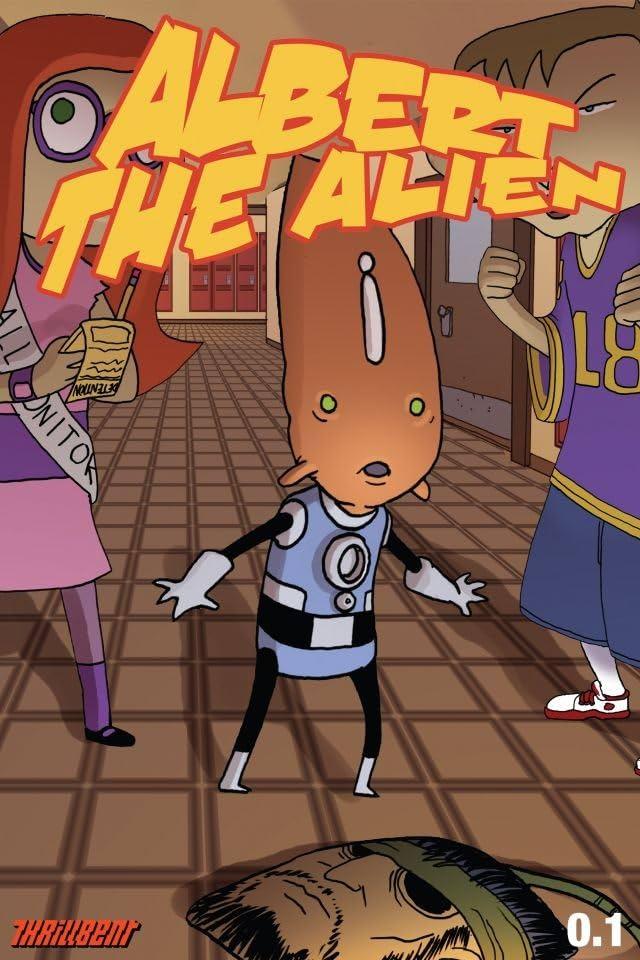 Albert the Alien #0.1