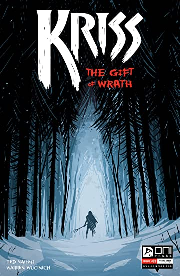 Kriss #1: The Gift of Wrath