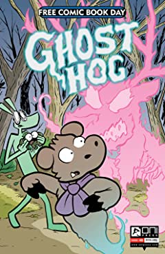 Ghost Hog Free Comic Book Day 2019