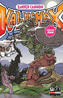 Kaijumax: Season Four #6