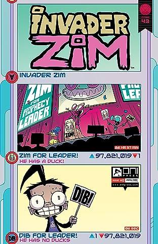 Invader Zim #43
