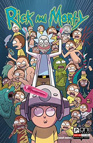 Rick and Morty #50