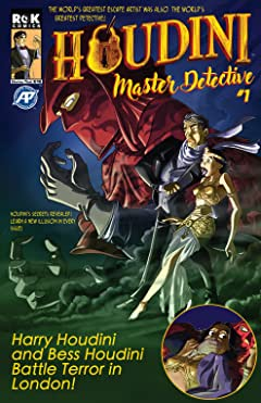 Houdini: Master Detective #1